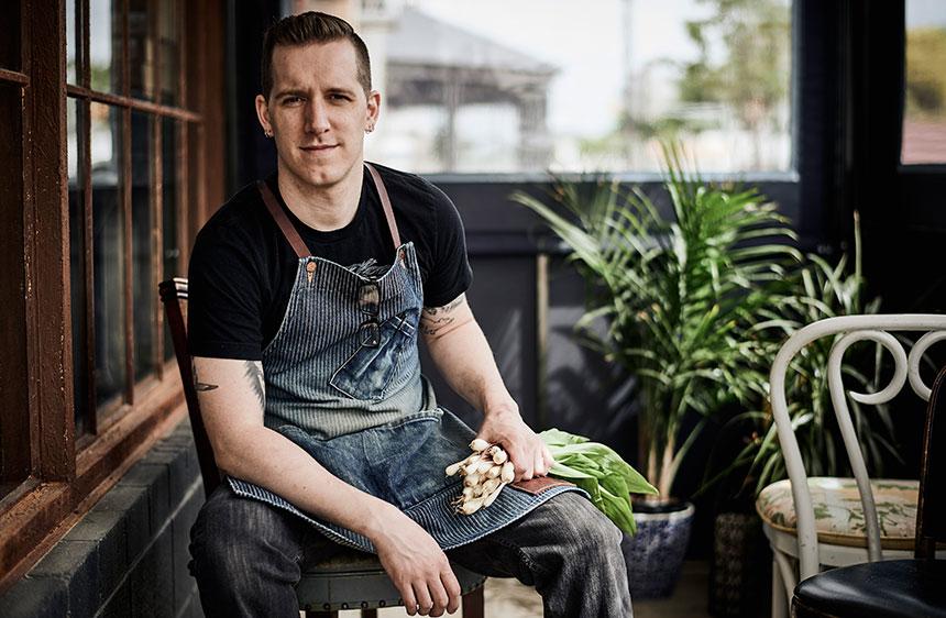 James Rigato Guest Chef